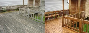 Deck Cleaning Gulfport Ms