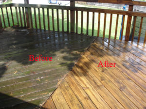Deck Cleaning Service Gulfport Ms